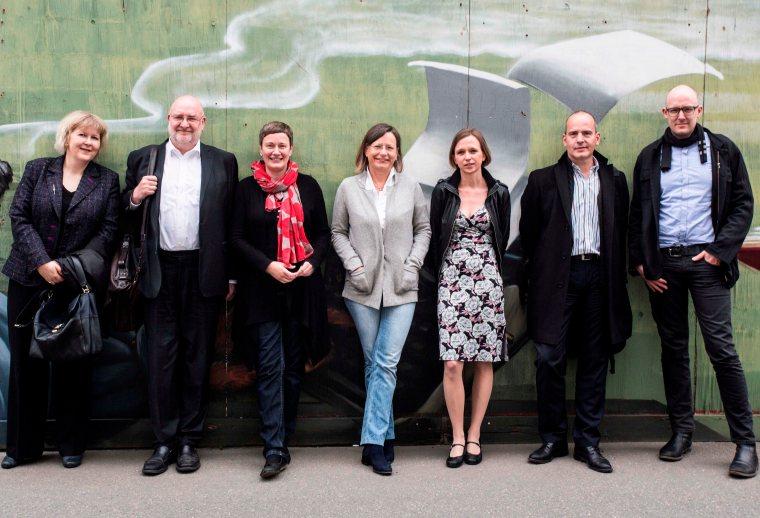 Jury Deutscher Buchpreis