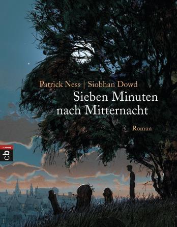 Sieben Minuten nach Mitternacht von Patrick Ness